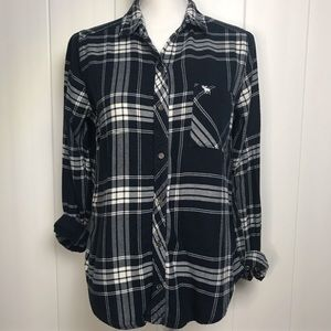 Abercrombie and Finch Flannel